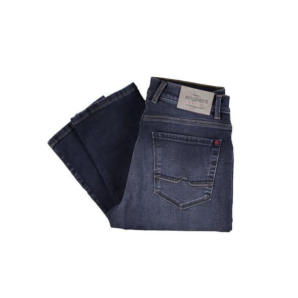 Hochelastische 5-Pocket Jeans