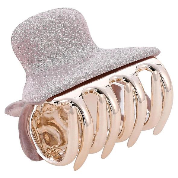 Haarklammer - Rosé Glitter