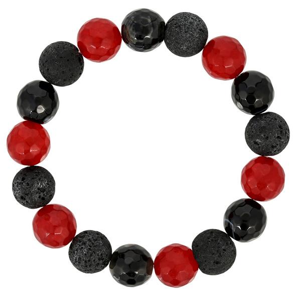 Armband - Beautiful Red