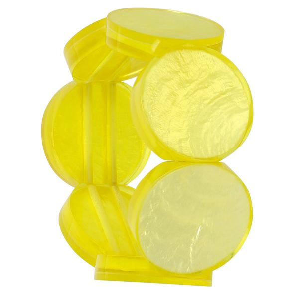 Armband - Yellow Shell