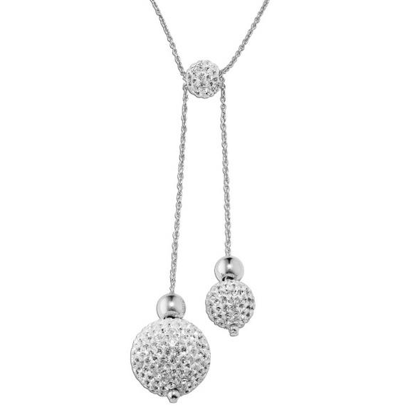 Kette - Silver Balls