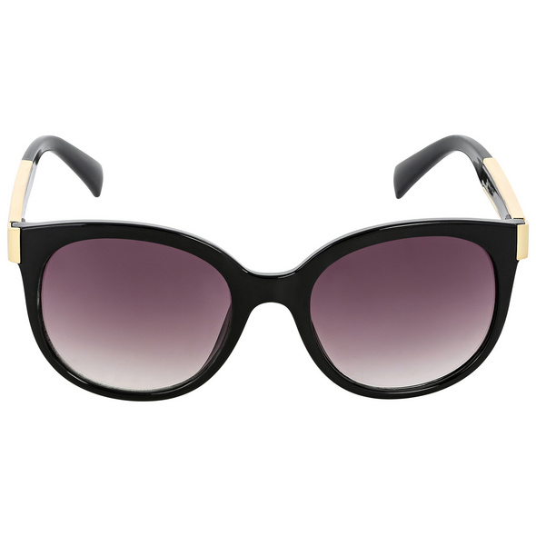 Sonnenbrille - Black and Gold
