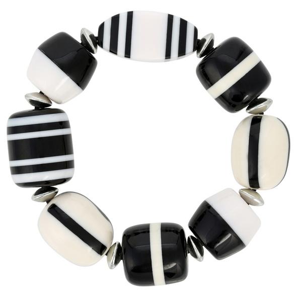 Armband - Black & White