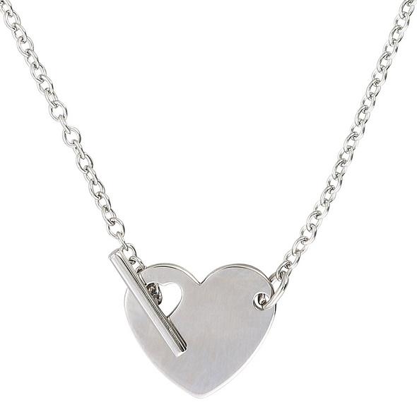 Kette - Simple Heart