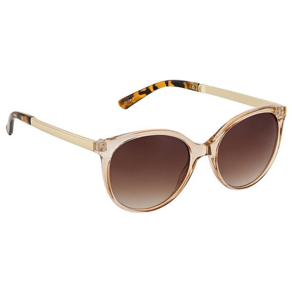 Sonnenbrille - Clear Brown