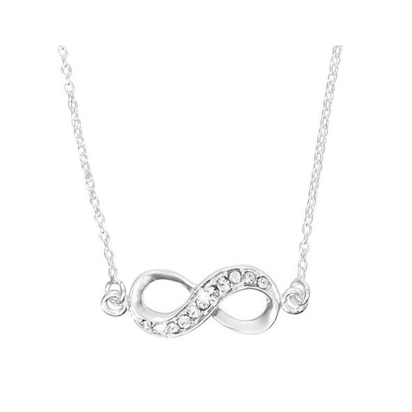 Kette - Sweet Silver Infinity
