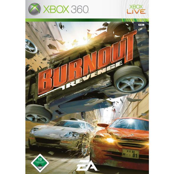Electronic Arts Burnout? Revenge