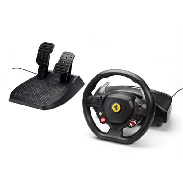 Thrustmaster Thrustmaster Ferrari 458 Italia (Xbox 360, PC)