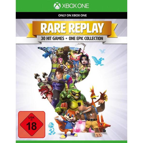 Microsoft Rare Replay