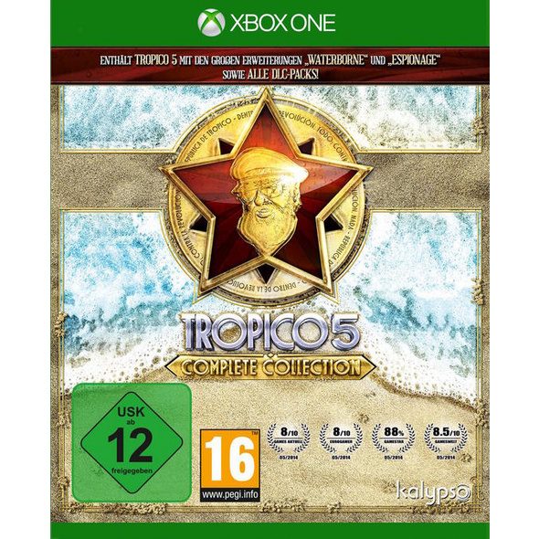 Tropico 5 Complete Collection