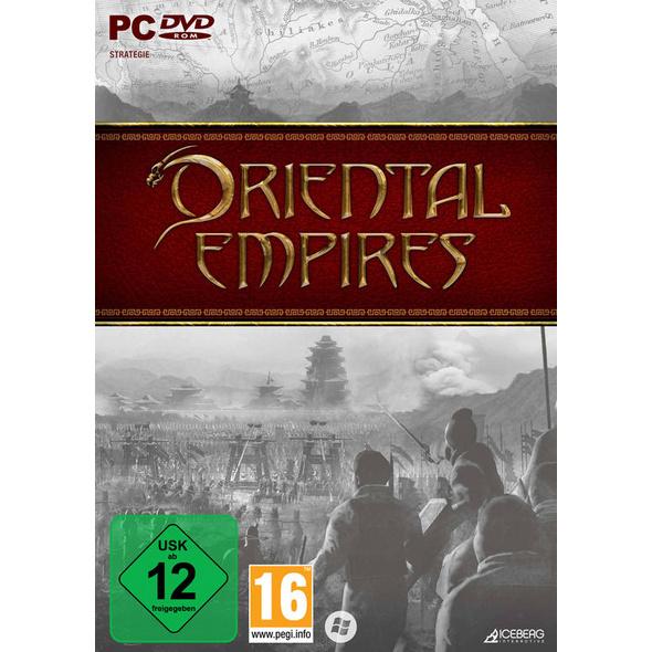 Iceberg Interactive Oriental Empires