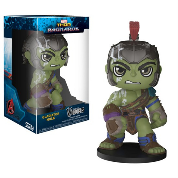 Wobbler Marvel: Thor Ragnarok - Figur Gladiator Hulk