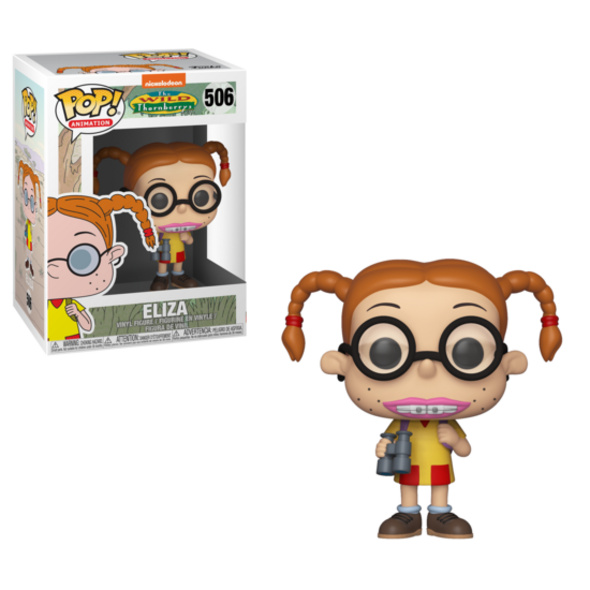 Nickelodeon - POP!-Vinyl Figur Eliza