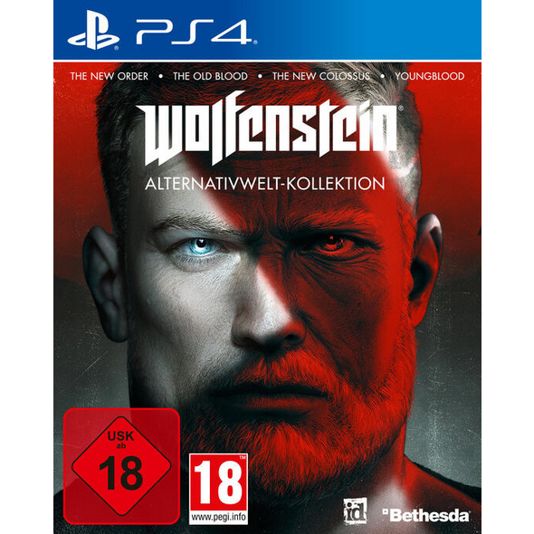 Wolfenstein Alternativwelt-Kollektion