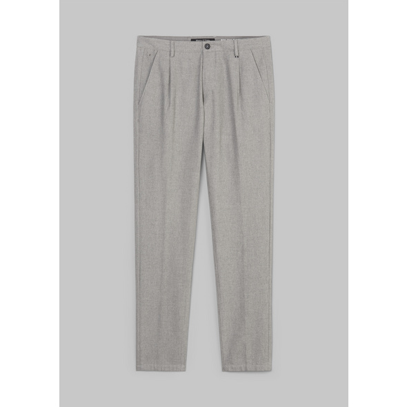 Chino Modell STIG PLEATS tapered