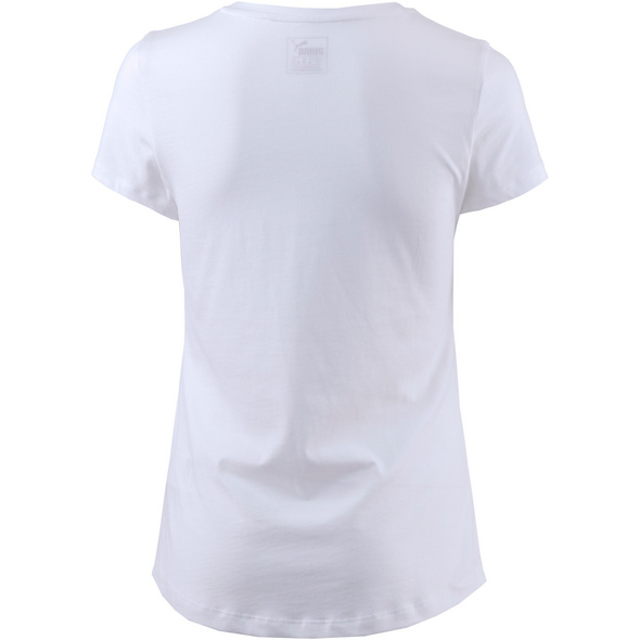 PUMA Essential Logo T-Shirt Damen