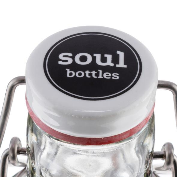 soulbottles Flug der Pinguine Trinkflasche