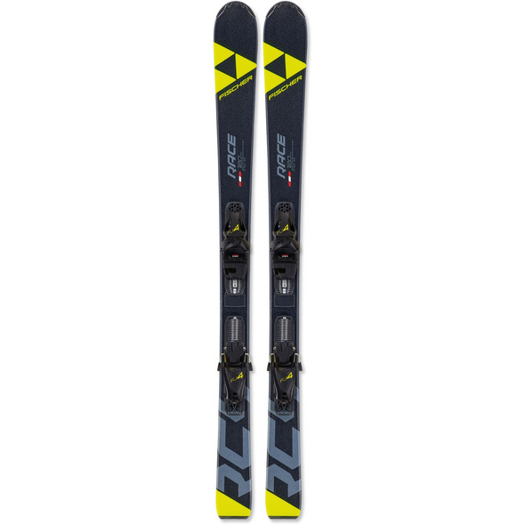 Fischer RC4 Race Jr. mit FJ4 GW AC SLR All-Mountain Ski Kinder