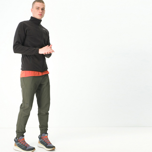 The North Face 100 Glacier Fleecejacke Herren