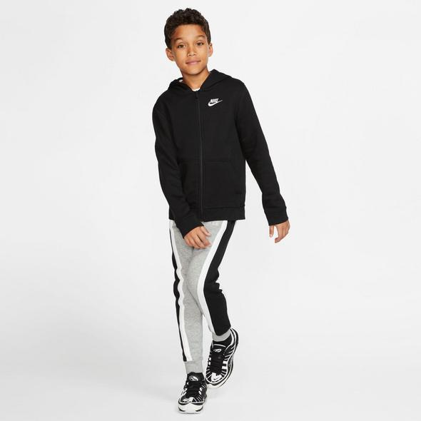 Nike B NSW HOODIE FZ CLUB Sweatjacke Jungen
