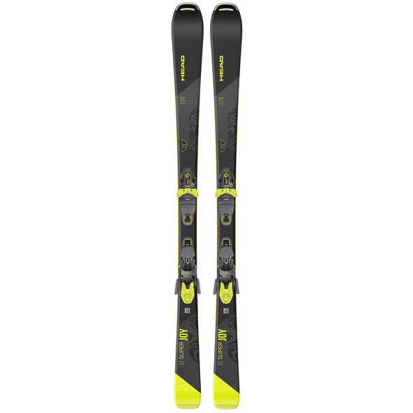 HEAD super Joy SW SLR Joy Pro + JOY 11 GW All-Mountain Ski Damen