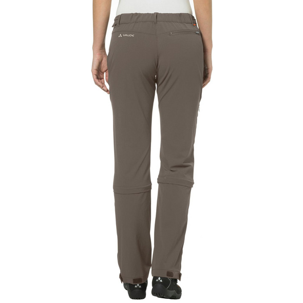 VAUDE Farley Stretch Capri T-Zip II Zipphose Damen