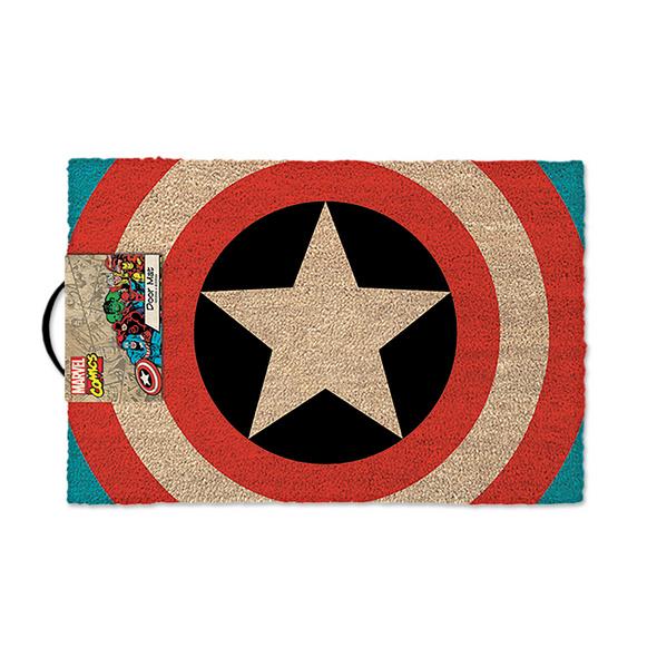 Captain America - Shield Fußmatte