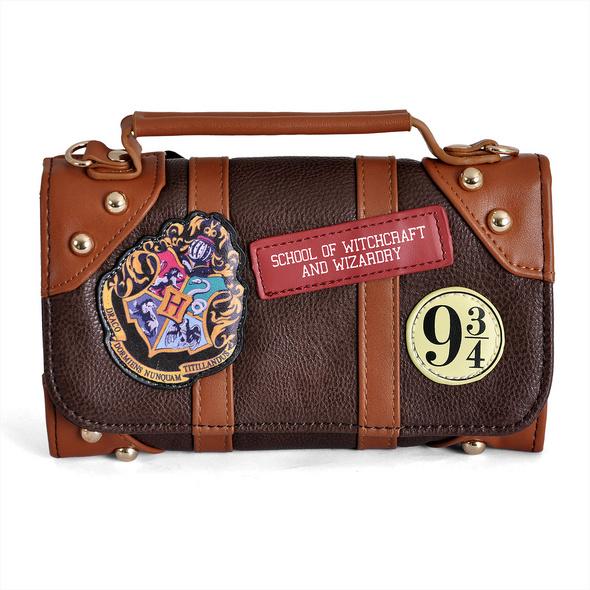 Harry Potter - Handtasche mit Geldbörse