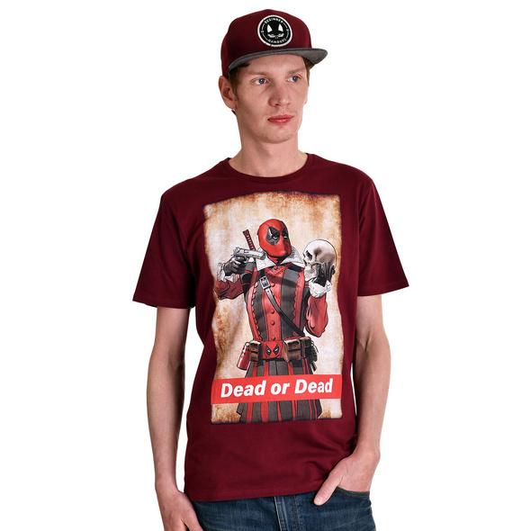 Deadpool - Dead or Dead T-Shirt