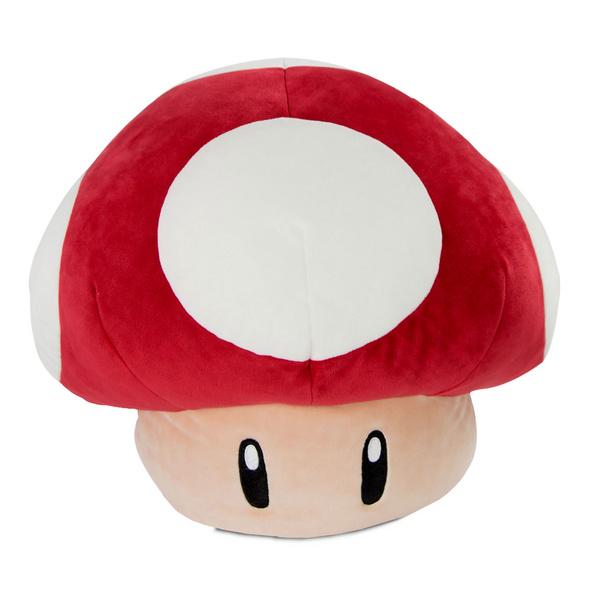 Super Mario - Super-Pilz Plüsch Figur XL