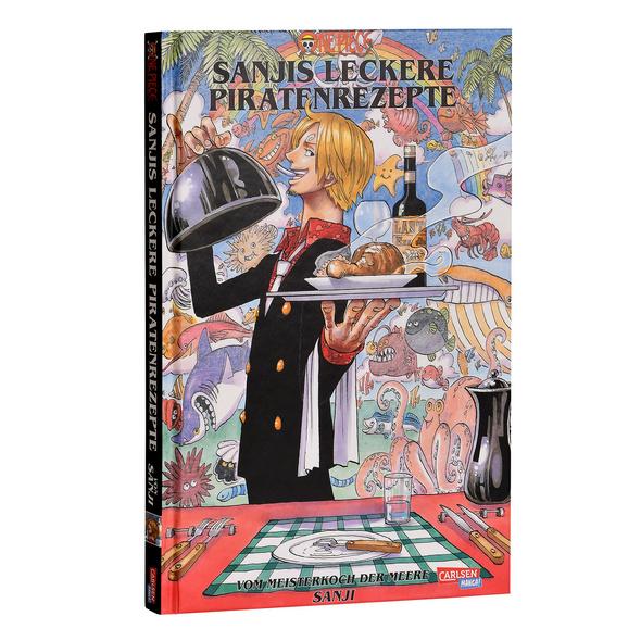One Piece Kochbuch - Sanjis leckere Piratenrezepte