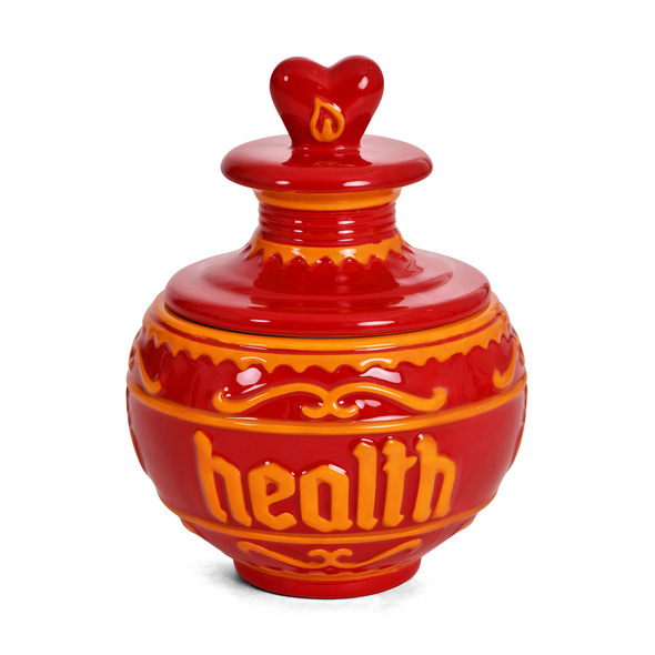 Health Potion Keksdose für Gaming Fans