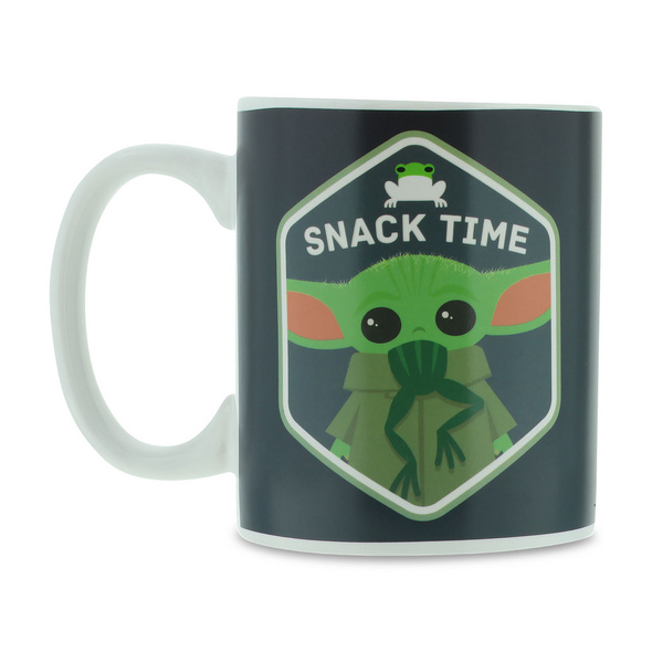 The Child Snack Time Thermoeffekt Tasse - Star Wars The Mandalorian