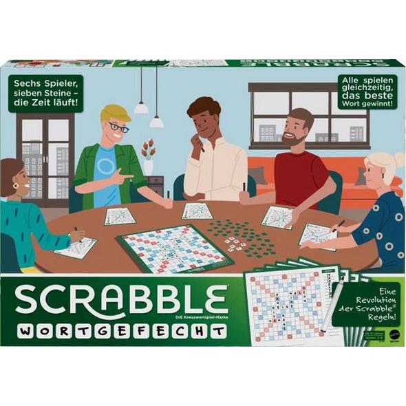 Scrabble Wortgefecht (Spiel)
