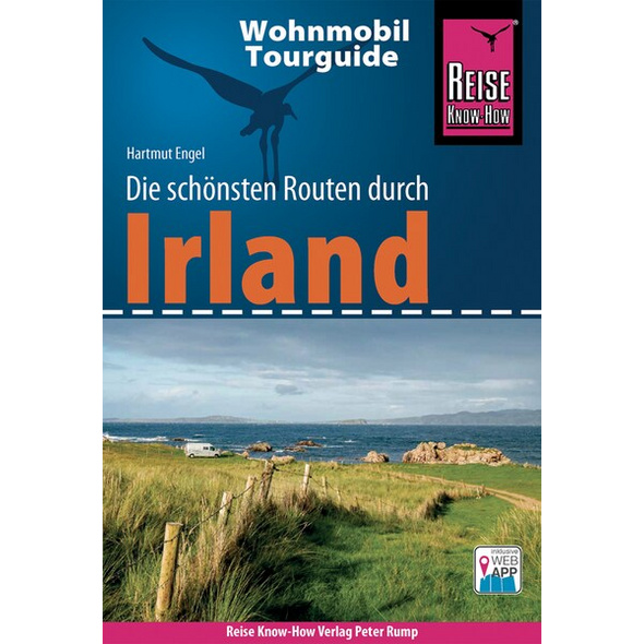 Reise Know-How Wohnmobil-Tourguide Irland