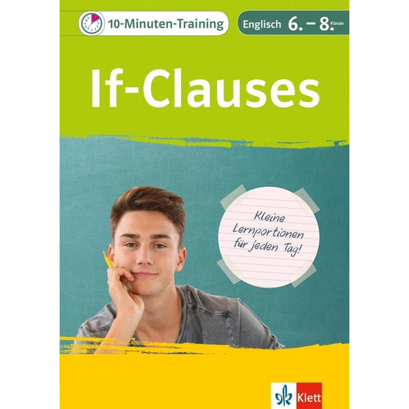 Klett 10-Minuten-Training If-Clauses