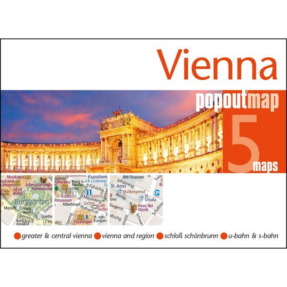 PopOut Map Vienna Double