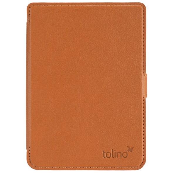 tolino page 2 - Tasche Slim - cognac