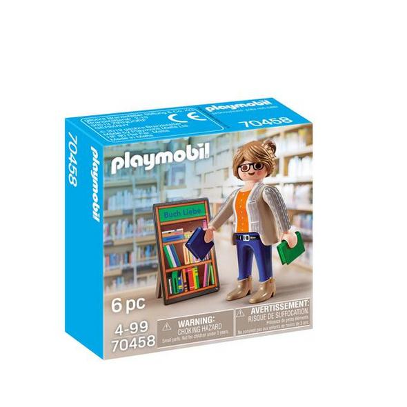 PLAYMOBIL® 70458 Playmobil Die Buchhändlerin