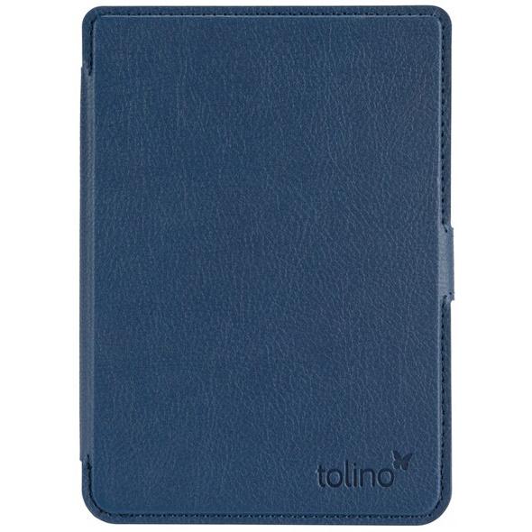 tolino page 2 - Tasche Slim - blau