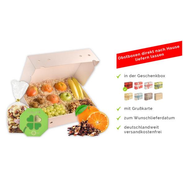 Bleib gesund Obstbox, groß