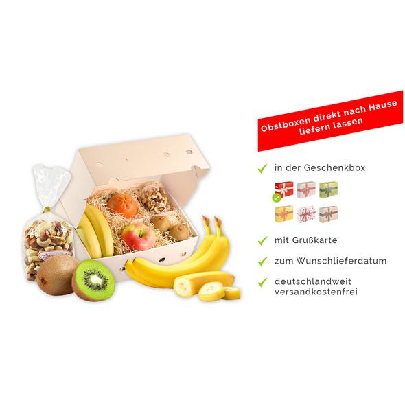 Bleib gesund Obstbox, klein