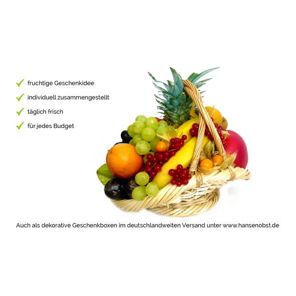 Obstkorb Susanne  Frucht