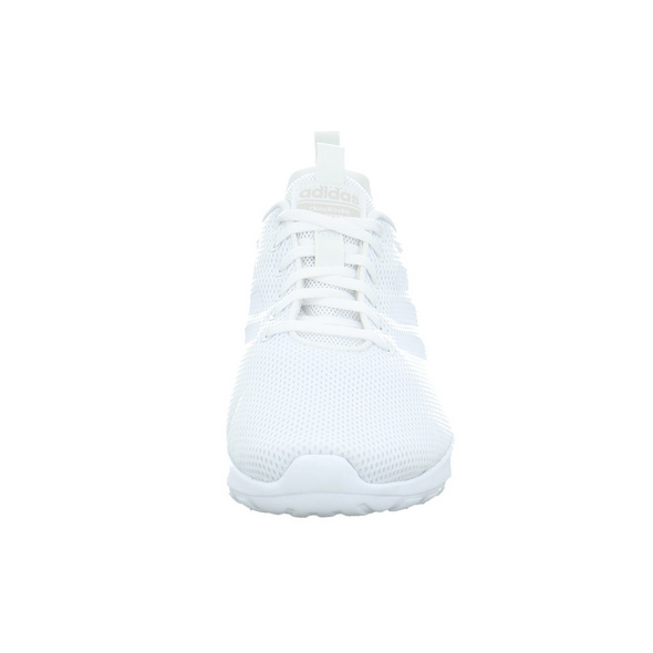 Adidas Herren Lite Racer CLN Weißer Textil Sneaker