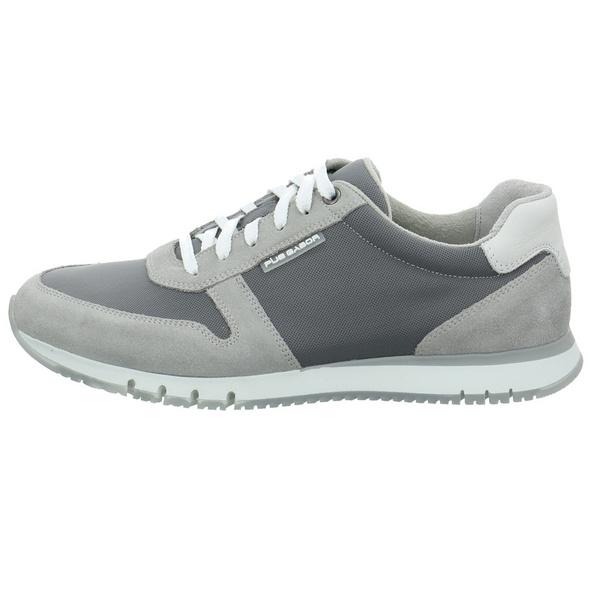 Gabor Pius Herren 1015.10.05 Grauer Leder/Textil Sneaker