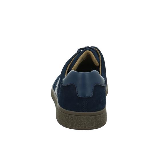 Camel Active Herren 552.11.02 Blauer Veloursleder Sneaker