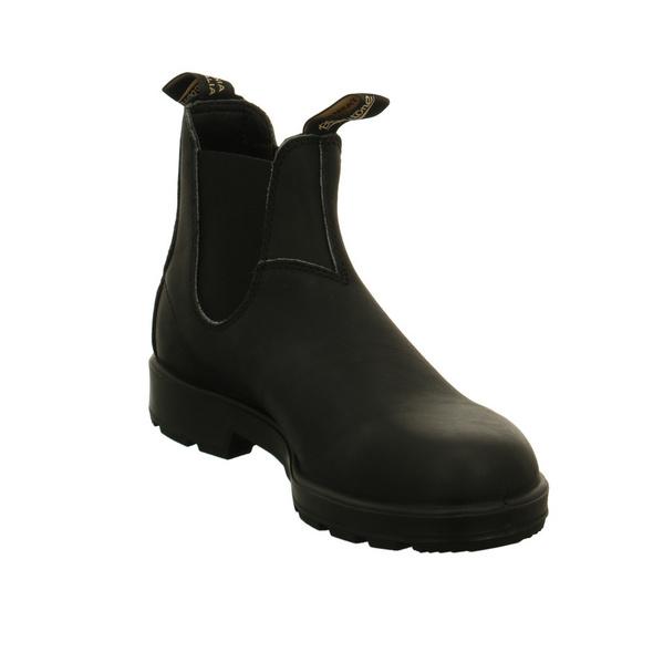 Blundstone Herren 510 Schwarze Glattleder Chelsea Boots