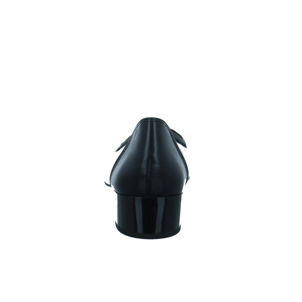 Caprice Damen 24301-022 Schwarzer Glattleder Pumps