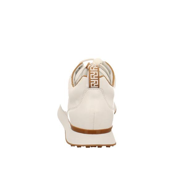 Högl Damen 9-102333-0225 Weiße Glattleder Sneaker