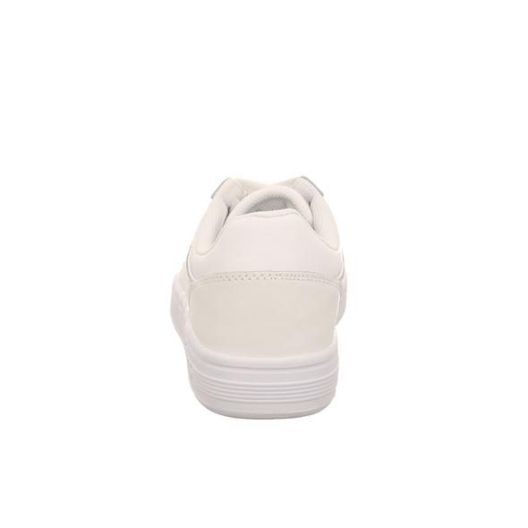 K-Swiss Damen Court Winston Woman´s Low Weißer Glattleder Sneaker